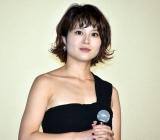 映画『ユリゴコロ』の完成披露試写会に出席した佐津川愛美 (C)ORICON NewS inc.