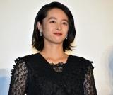 映画『ユリゴコロ』の完成披露試写会に出席した清野菜名 (C)ORICON NewS inc.