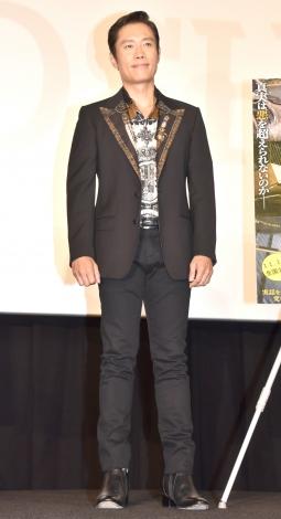 映画『MASTER/マスター』ノンストップ舞台あいさつに登壇したイ・ビョンホン (C)ORICON NewS inc.