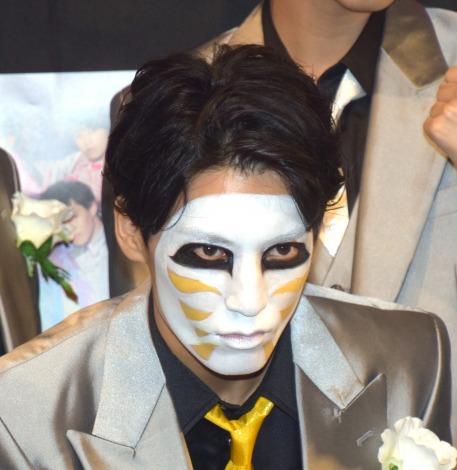 """超特急のユースケ=『HMV presents BULLET TRAIN 5th Anniversary 「超フェス」""""超""""イロモノフェス』(C)ORICON NewS inc."""