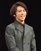 映画『亜人』完成披露試写会に出席した山田裕貴 (C)ORICON NewS inc.