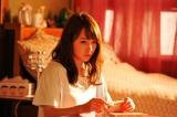 関西テレビ・フジテレビ系ドラマ『僕たちがやりました』第7話より。妊娠していることに気づいた今宵(川栄李奈)は…(C)関西テレビ