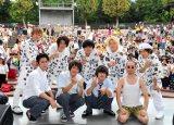 関西テレビ・フジテレビ系連続ドラマ『僕たちがやりました』第9話にDISHが登場 (C)関西テレビ