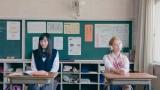 ドラマ『ふたりモノローグ』でW主演を務める(左から)福原遥、柳美稀