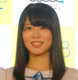 STU48の矢野帆夏=東京・銀座「ひろしまブランドショップTAU」 (C)ORICON NewS inc.