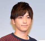 『男子旅SP-北海道・知床-』ブルーレイ発売記念イベントに出席した磯崎亮太 (C)ORICON NewS inc.