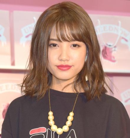 ファッションブランド『UNEEDNOW』のポップアップストアのオープニングイベントに参加したAKB48・加藤玲奈 (C)ORICON NewS inc.