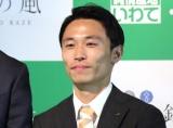 『いわて純情米/銀河のしずく』CM発表会に出席したカミナリ・石田たくみ (C)ORICON NewS inc.