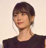 映画『あさひなぐ』完成披露上映イベントに登壇した生田絵梨花 (C)ORICON NewS inc.