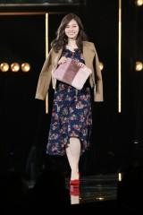 白石麻衣・『マイナビ presents第25回 東京ガールズコレクション 2017AUTUMN/WINTER』