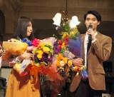 連続テレビ小説『ひよっこ』クランクアップ取材会の模様 (C)ORICON NewS inc.