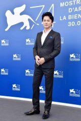 『第74回ベネチア国際映画祭』に参加した福山雅治