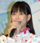 映画『恋と嘘』完成披露舞台あいさつに出席した森川葵 (C)ORICON NewS inc.