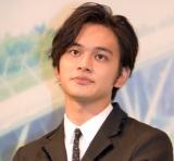 映画『恋と嘘』完成披露舞台あいさつに出席した北村匠海 (C)ORICON NewS inc.