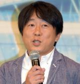 映画『恋と嘘』完成披露舞台あいさつに出席した古澤健監督 (C)ORICON NewS inc.