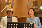 自身が作曲した「フローズン・ダイキリ」にコーラスで参加した横山剣