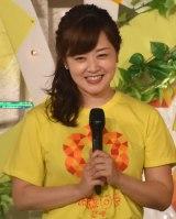 『24時間テレビ 40』に出演した水卜麻美 (C)ORICON NewS inc.