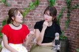 「Mama&Son」に所属する新メンバーを発表する(左から)高橋みなみ、小嶋陽菜