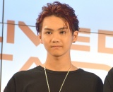 『LIVE DAM STADIUM STAGE』商品発表会に出席したTHE RAMPAGE from EXILE TRIBE・吉野北人 (C)ORICON NewS inc.