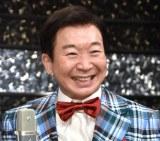 舞台『夫婦漫才』製作発表会に出席した中村梅雀 (C)ORICON NewS inc.
