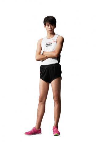 TBS日曜劇場『陸王』で陸上競技部員の茂木裕人選手を演じる竹内涼真(C)TBS