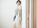 『大人のおしゃれ手帖』10月号に登場した木村多江