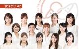 47都道府県出身の元局アナを中心とした団体「女子アナ47」が結成