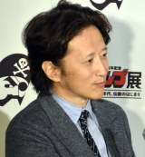 『ジョジョ』誕生秘話を明かした荒木飛呂彦氏 (C)ORICON NewS inc.
