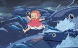 日本テレビ系『金曜ロードSHOW!』で9月22日に放送されるアニメ映画『崖の上のポニョ』 (C)2008 Studio Ghibli・NDHDMT