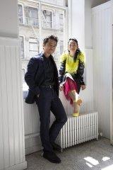 ニューヨークで撮影されたDREAMS COME TRUE新アーティスト写真