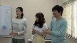 9月18日放送、NHKのコント番組『LIFE!〜人生に捧げるコント〜』コント「考えるのをやめた人たちの会」より(左から)江口のりこ、川栄李奈が初出演(C)NHK