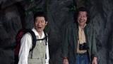 9月18日放送、NHKのコント番組『LIFE!〜人生に捧げるコント〜』コント「奇跡の再会」より(左から)内村光良、古田新太(C)NHK
