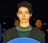 映画『散歩する侵略者』公開初日舞台あいさつに登壇した高杉真宙 (C)ORICON NewS inc.