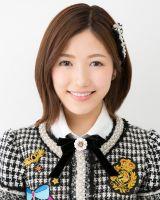 AKB48卒業シングルでセンターを務める渡辺麻友(C)AKS