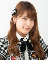 AKB48の50thシングル選抜メンバーの入山杏奈(AKB48)(C)AKS