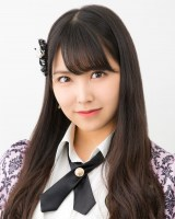 AKB48の50thシングル選抜メンバーの白間美瑠(NMB48)(C)NMB48