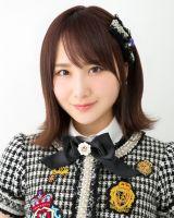 AKB48の50thシングル選抜メンバーの高橋朱里(AKB48)(C)AKS