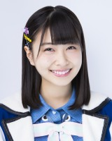AKB48の50thシングル選抜メンバーの松岡はな(HKT48)(C)AKS