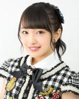 AKB48の50thシングル選抜メンバーの向井地美音(AKB48)(C)AKS