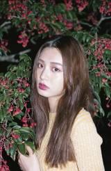 『ViVi』専属モデルに決定した古畑星夏 (C)「ViVi」11月号/講談社(撮影/Tammy)
