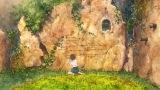 テレビアニメ『クジラの子らは砂上に歌う』(10月スタート)(C) 梅田阿比(月刊ミステリーボニータ)/「クジラの子らは砂上に歌う」製作委員会