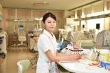 TBS金曜ドラマ『コウノドリ』で初めて看護師役に挑戦する古畑星夏 (C)TBS