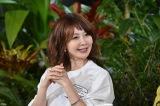 9月12日放送、関西テレビ・フジテレビ系『7RULES(セブンルール)』スタジオではYOUが自分の名前を手書きで披露(C)関西テレビ
