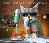 浜田省吾のR&Bカバー集『The Moonlight Cats Radio Show Vol.1』が週間1位に