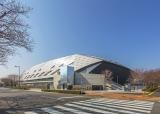来年1月に追加公演を行う武蔵野の森総合スポーツプラザ メインアリーナ(写真提供:東京都)
