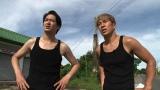 ブルゾンがいなくてもやれる!?ブリリアン2人旅(C)テレビ朝日