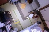主人公・鍵山哲の部屋(C)日本テレビ