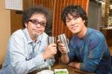 NHK総合『SONGS』に9年ぶりに出演した奥田民生が桐谷健太とテレビ初対談(C)NHK