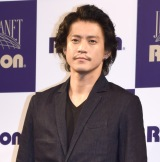 『Right-on×小栗旬 JEANS PLANET』の発表会に出席した小栗旬 (C)ORICON NewS inc.