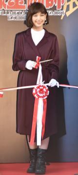 映画公開記念『鋼の錬金術師展』オープニングセレモニーに出席した本田翼 (C)ORICON NewS inc.